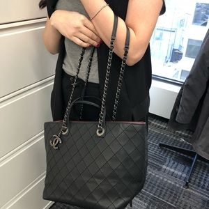 CHANEL Bags - Additional pictures Chanel fever tote handbag